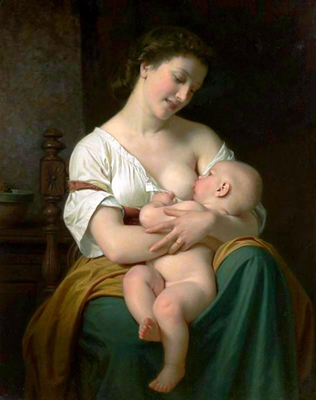 Hugues Merle_1823-1881_Mother and Child.jpg
