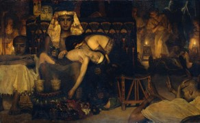 Lawrence Alma-Tadema_1872_Death of the Pharaoh's Firstborn Son.jpg