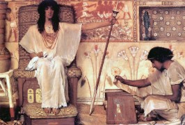 Lawrence Alma-Tadema_1874_Joseph - Overseer of the Pharoah's Granaries.jpg