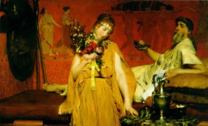 Lawrence Alma-Tadema_1876_Between Hope and Fear.jpg