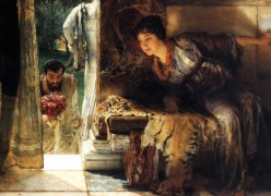 Lawrence Alma-Tadema_1883_Welcome Footsteps.jpg