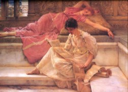 Lawrence Alma-Tadema_1888_The Favourite Poet.jpg