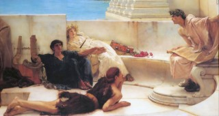 Lawrence Alma-Tadema_1895_A Reading from Homer.jpg