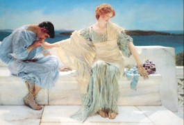 Lawrence Alma-Tadema_1906_Ask me no more.jpg