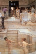 Lawrence Alma-Tadema_1909_A Favourite Custom.jpg