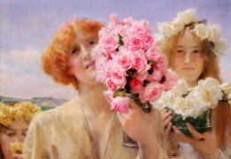 Lawrence Alma-Tadema_1911_Summer Offering.jpg