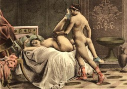 Paul Avril_1906_De figuris Veneris_1. Standing sex position.jpg