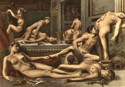 Paul Avril_1906_De figuris Veneris_14. Group sex.jpg